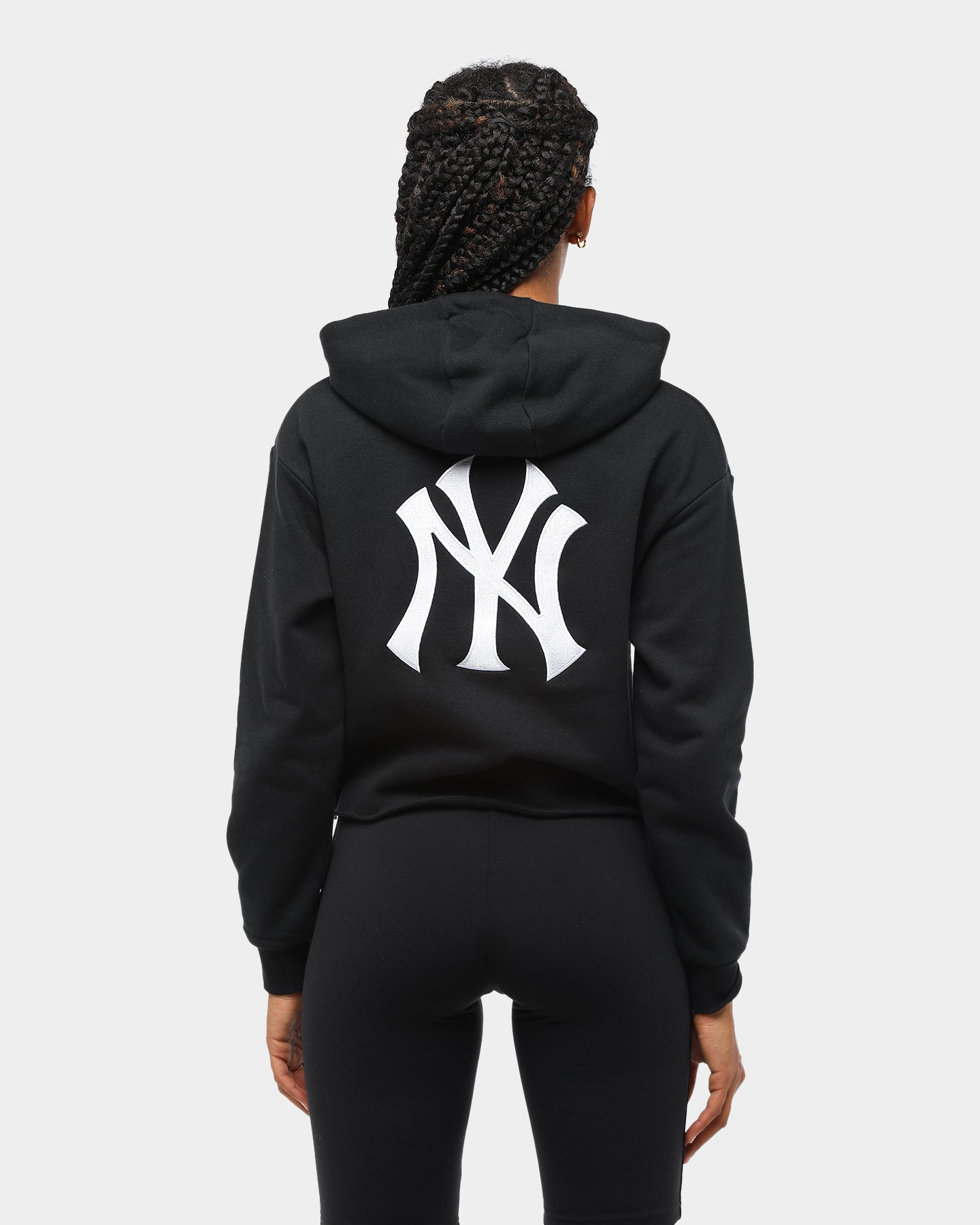 Women's Nike New York Yankees Full Zip Fleece