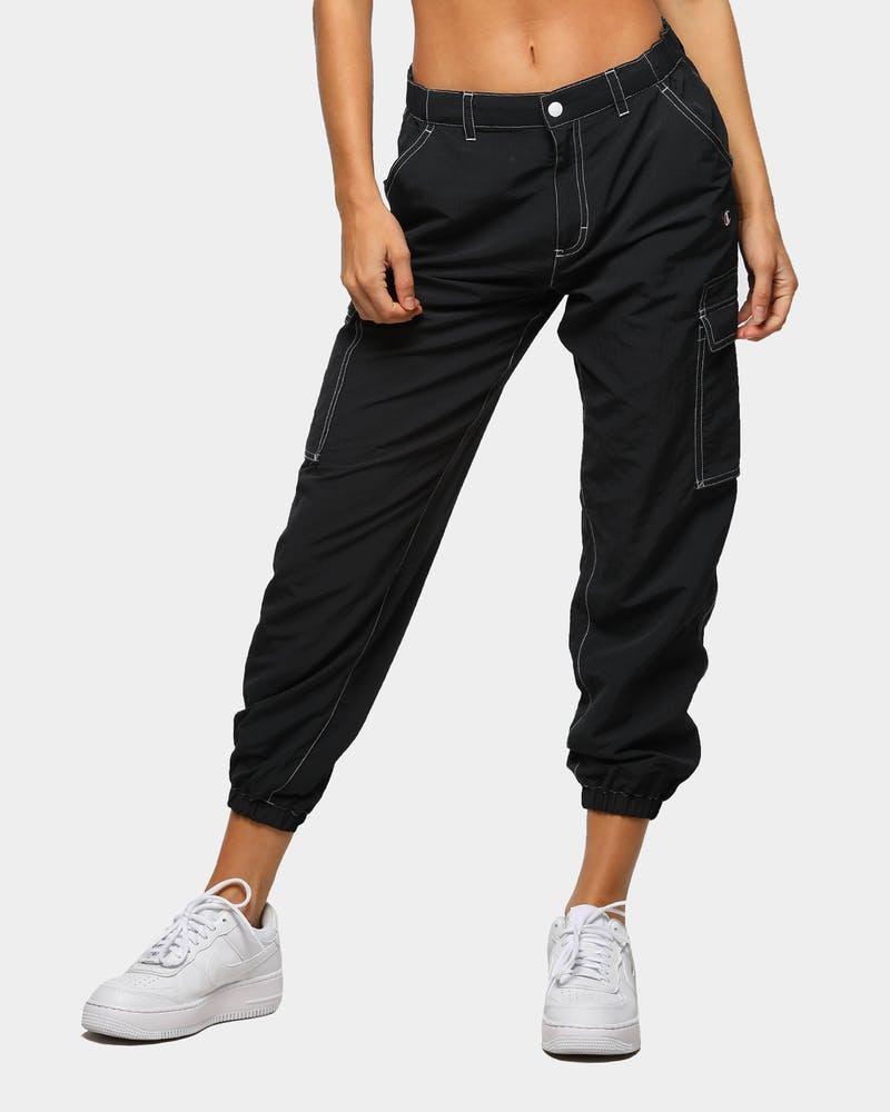Champion Women's Ripstop Pant Black
