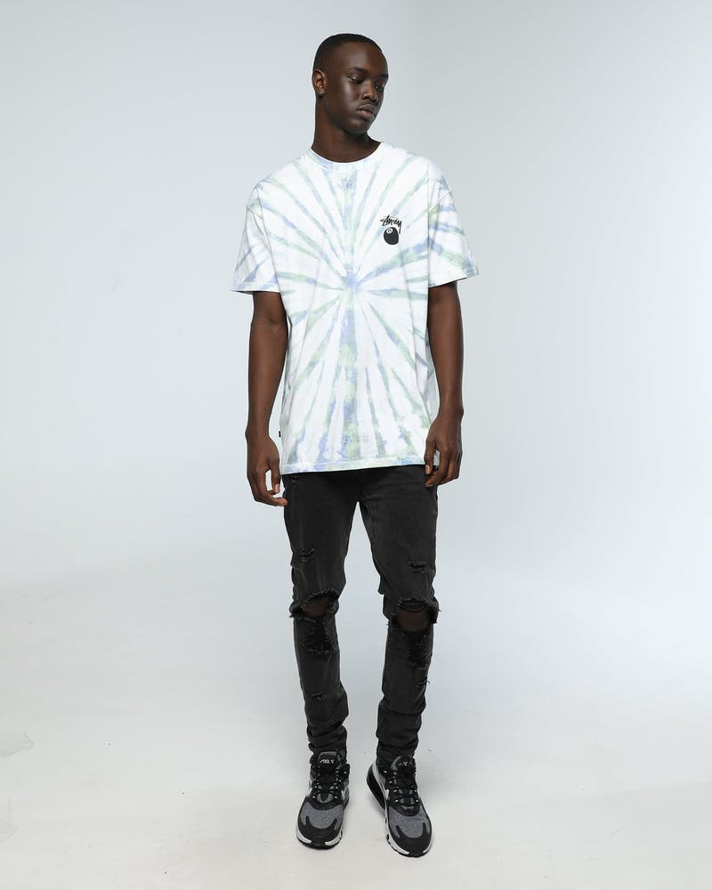 8 Ball Tie Dye Short Sleeve T-Shirt