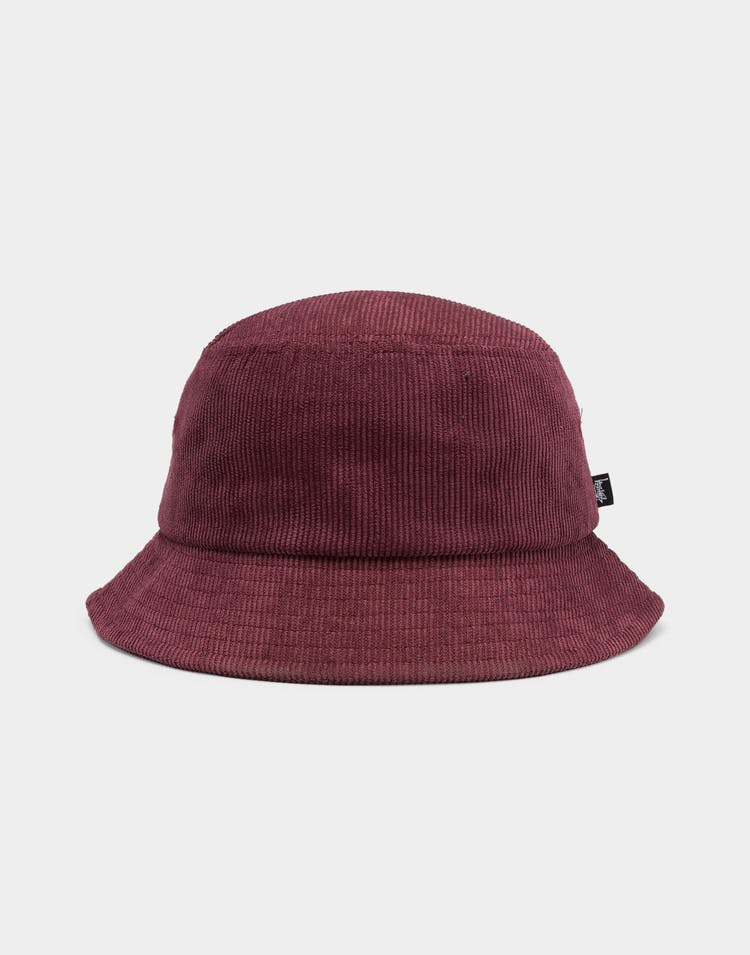 Men's Stussy Graffiti Cord Bucket Hat Grapvine