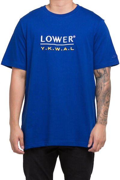 Lower QRS Device Tee Blue