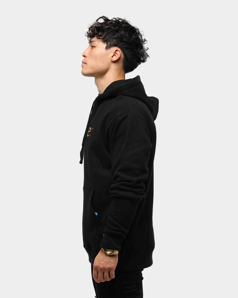 Lower Men's Set Applebox Hoodie Black