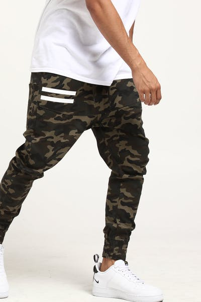 Thing Thing Para Pant Equals Camo