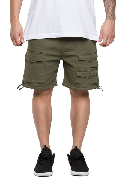 Thing Thing Siege Short Army Green