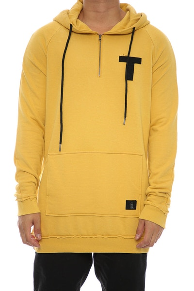 Thing Thing Ready Hood Yellow