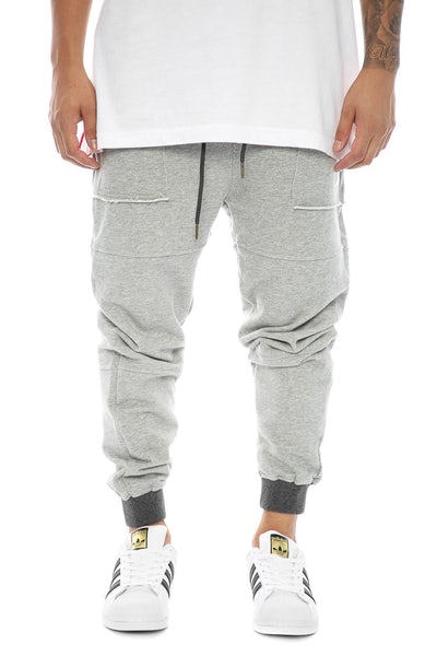 Thing Thing Raw Ronin Trackie Grey