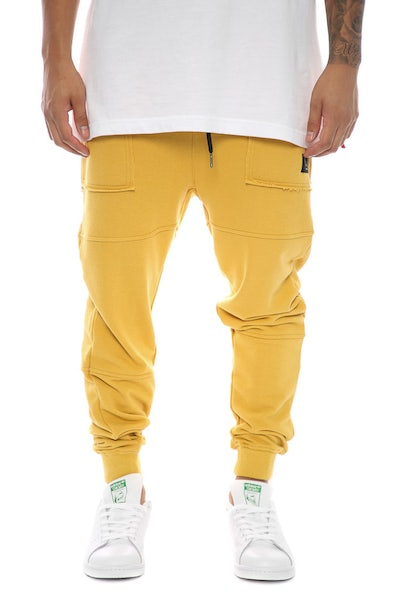 Thing Thing Raw Ronin Trackie Yellow