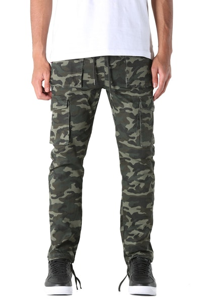 Thing Thing Flank Pant Camo