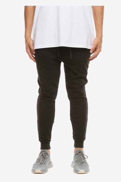 Thing Thing Need Trackie Pant Black