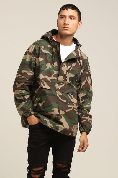 Thing Thing Husk Pullover OG Camo