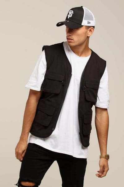 Thing Thing Comply Vest Black