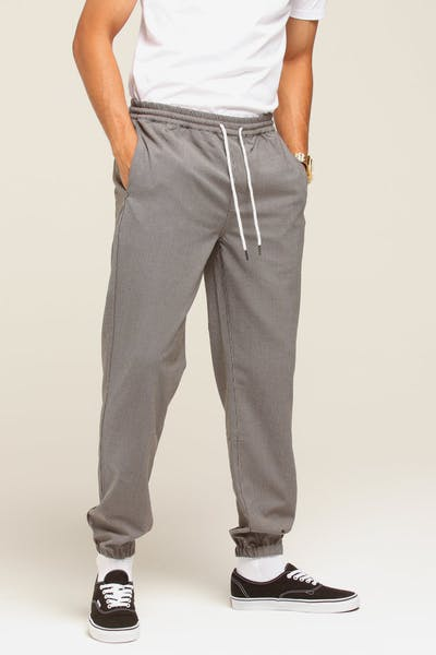 Thing Thing Cuffed Beta Pant Grey Houndstoot