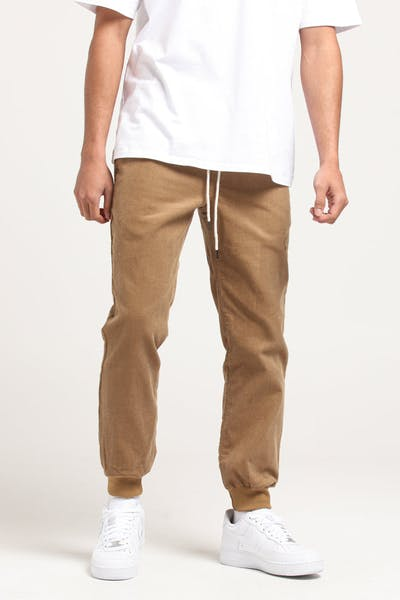Thing Thing Flood Pant Tan Cord
