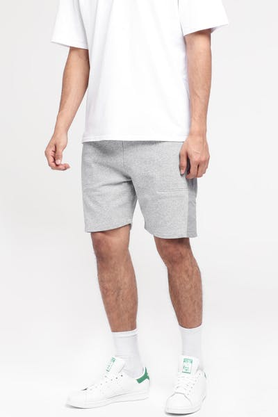 Thing Thing Kilo Track Short Grey Marle