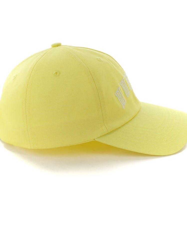 e26ec0aa Huffer Busta Cap Academic Mellow Yellow