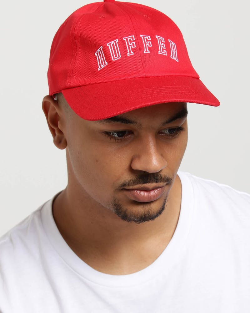 Huffer Busta Cap Academic Red