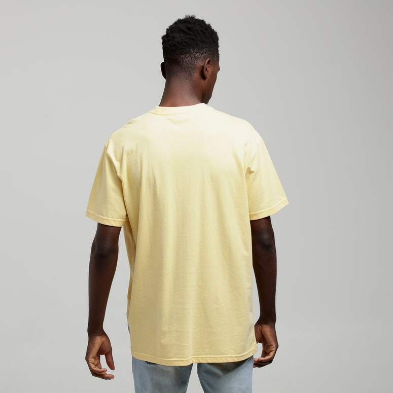 Huffer Sup Tee Academic Mellow Yellow