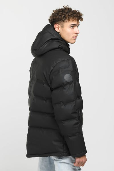 Huffer Superdown Jacket Black