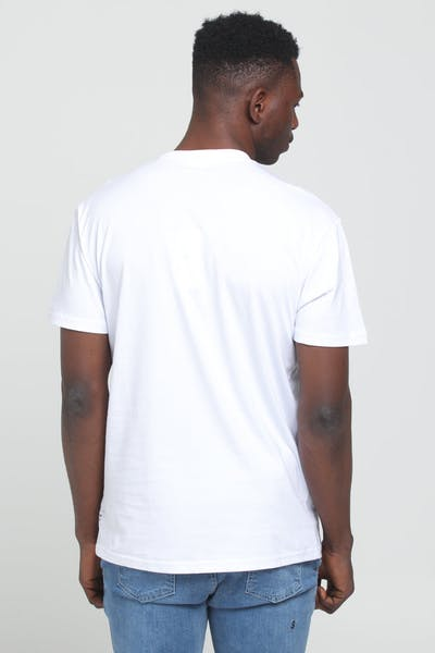 Huffer Sup Tee/Tom Cat White