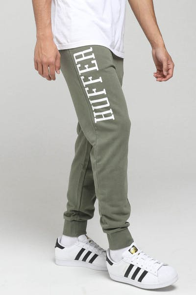 Huffer Trackpant/HFR Colour Khaki