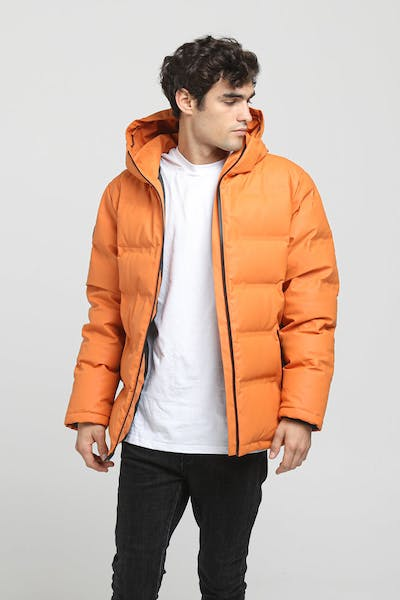 Huffer Superdown Jacket Orange