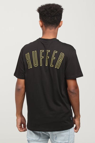 Huffer IVY League Sup Tee Black
