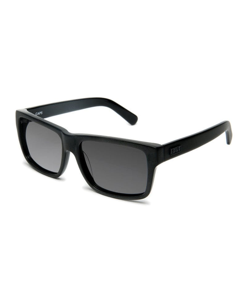 Caps Sunglasses Black/black