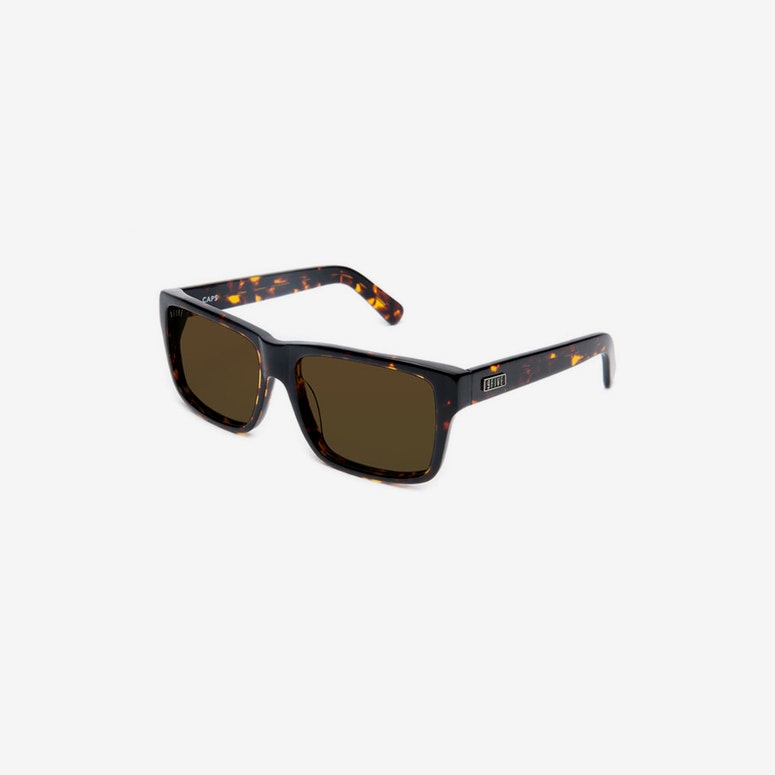 Caps Sunglasses Tortoise