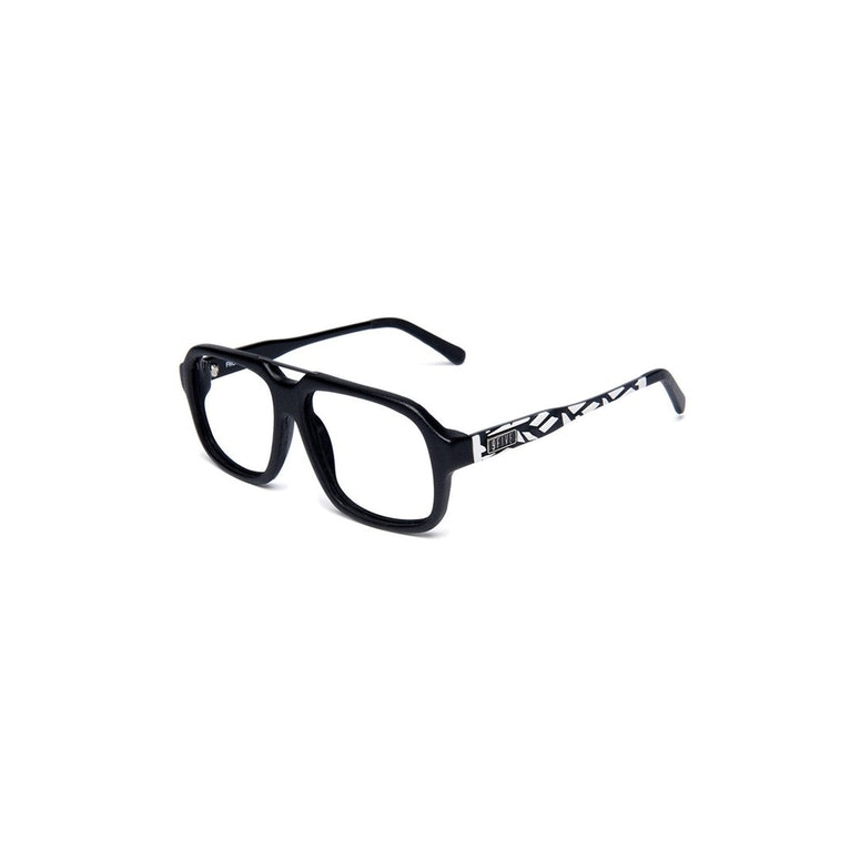 Fronts Glasses Mosaic Black/clear