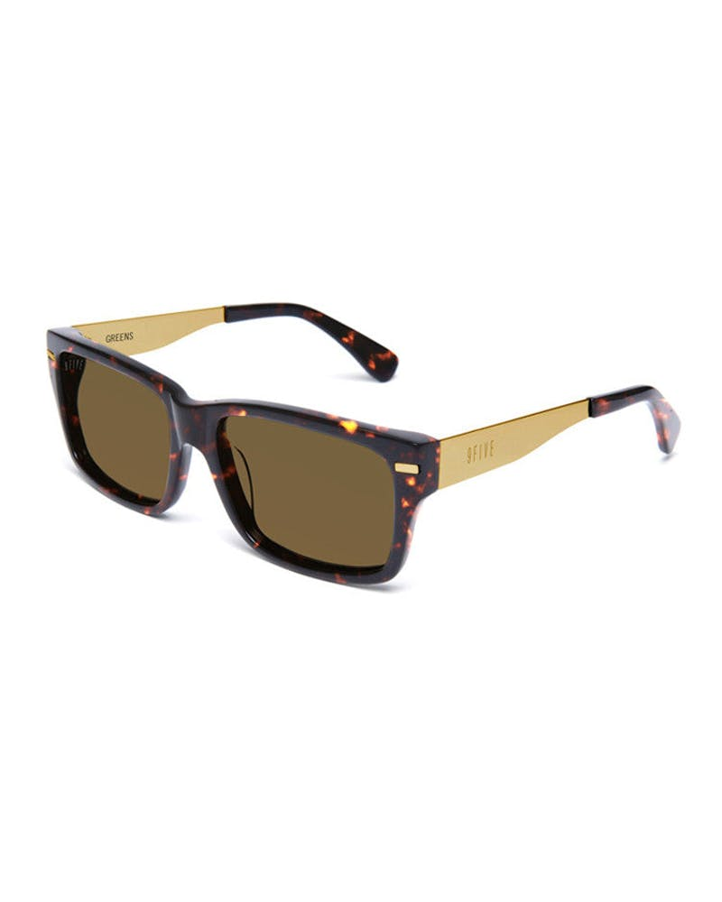 Greens Sunglasses Tortoise
