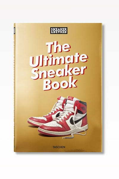 Manic Books The Ultimate Sneaker Book Multi-Coloured