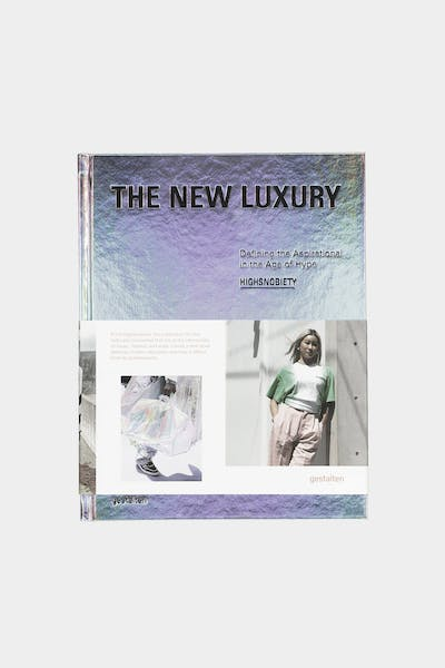 Manic Books The New Luxury: Highsnobiety
