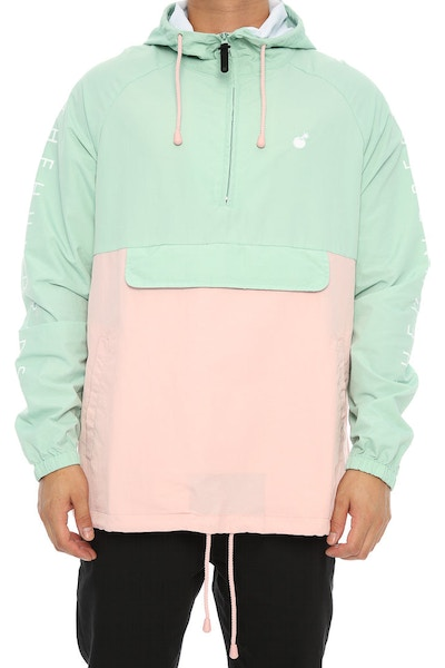 The Hundreds Dell Jacket Turquoise