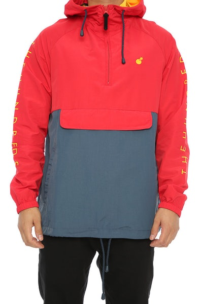 The Hundreds Dell Jacket Red