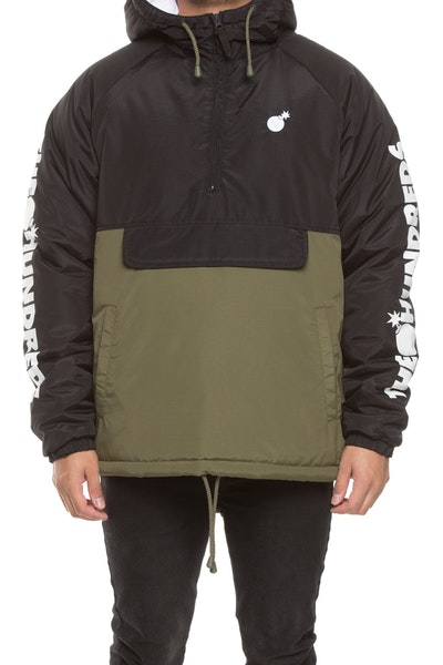 The Hundreds Dell 2 Puffer Jacket Black