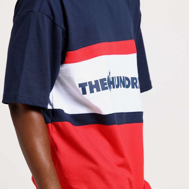 The Hundreds Club Knit Tee Navy
