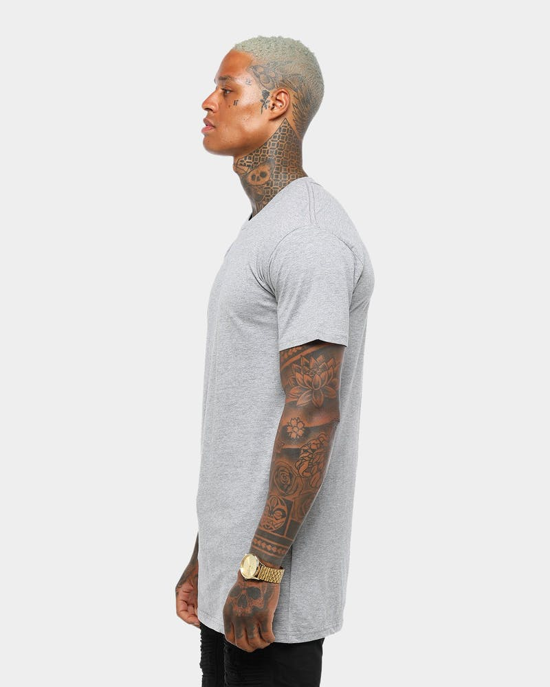 AS Colour Tall Tee Grey