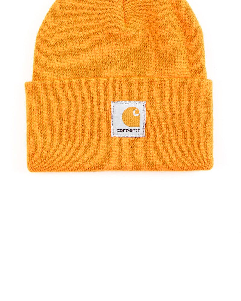 Fold Beanie Light Orange