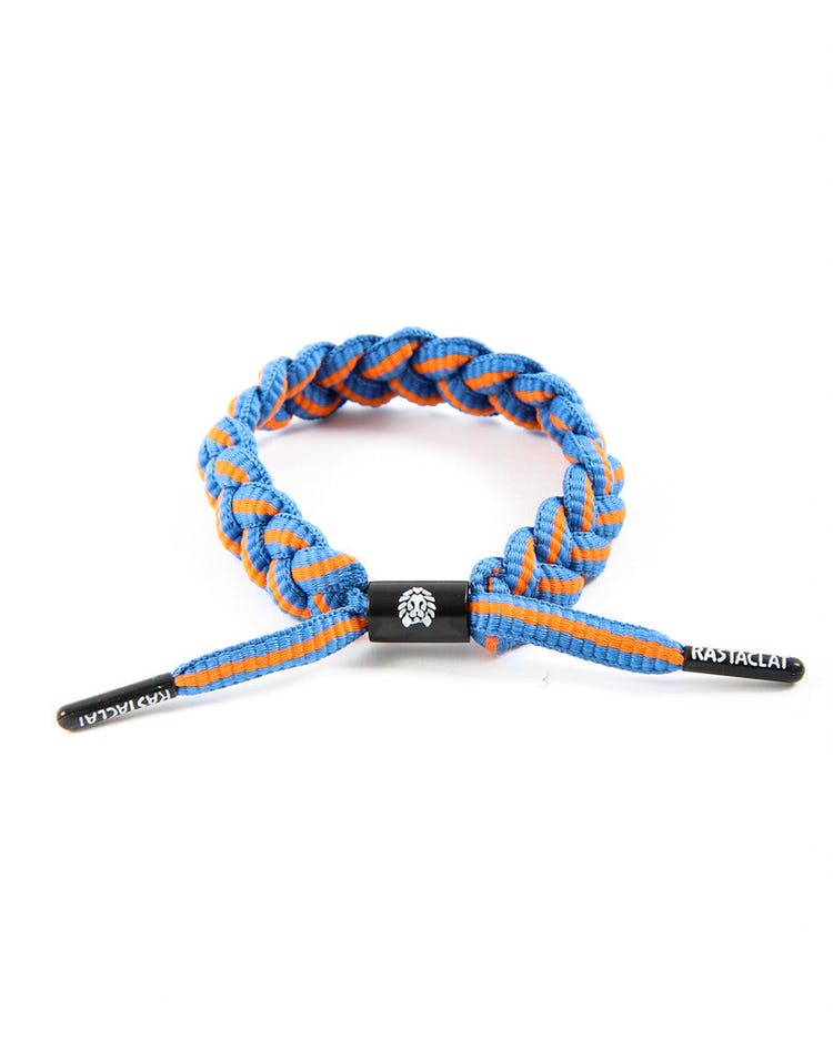 Rastaclat Bracelet Blue/orange/bla