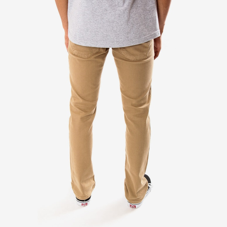 Slim Fit Jean Khaki