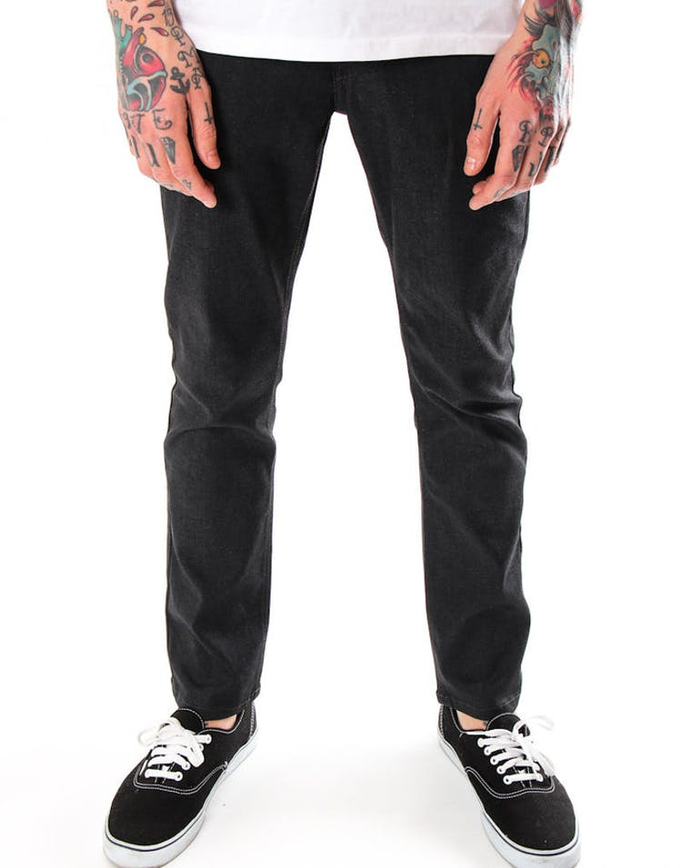 Slim Fit Jean Dark Denim