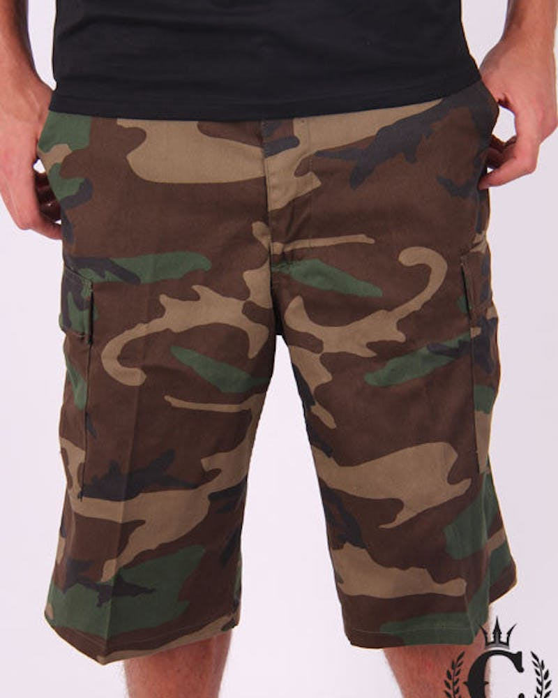 Ultra Force Camo Shorts Camo