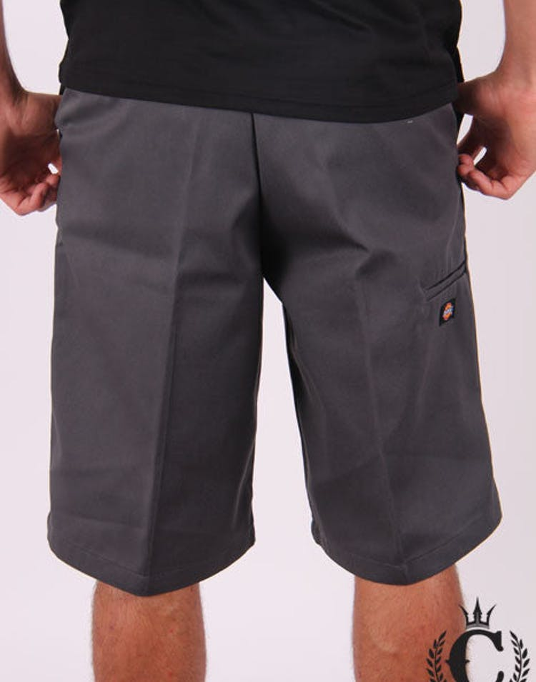 Loose Fit Shorts Charcoal