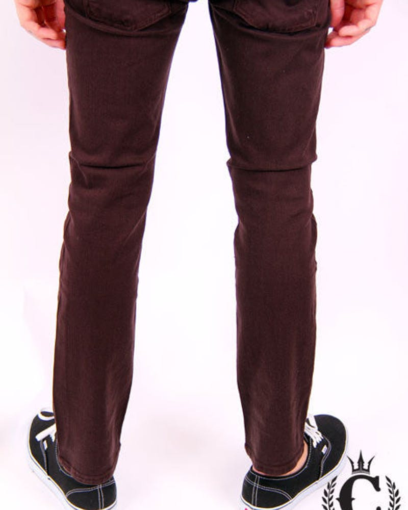 Slim Fit Jean Brown