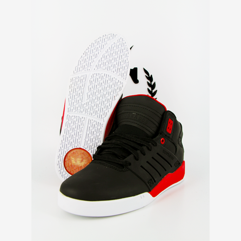 Skytop Iii (3) Black/red/white
