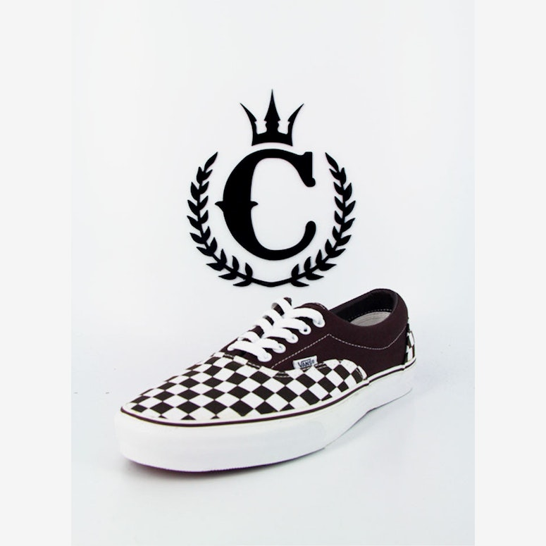 Era Shoes Black/white