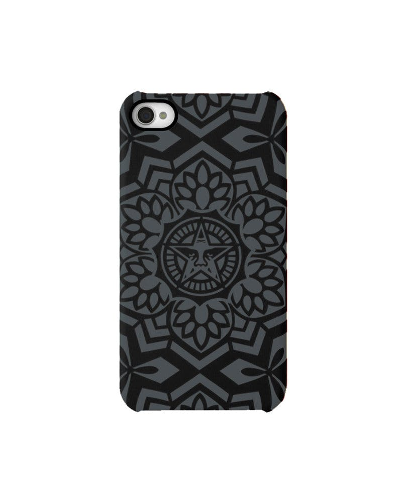 Shepard Fairey Case Ip4 Grey