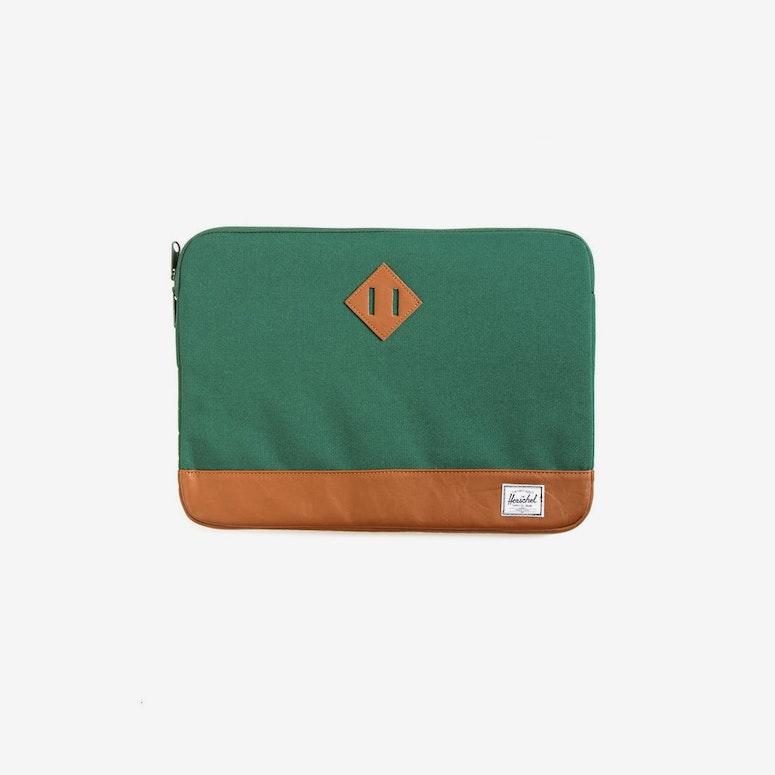 Computer Sleeve 15inch Green