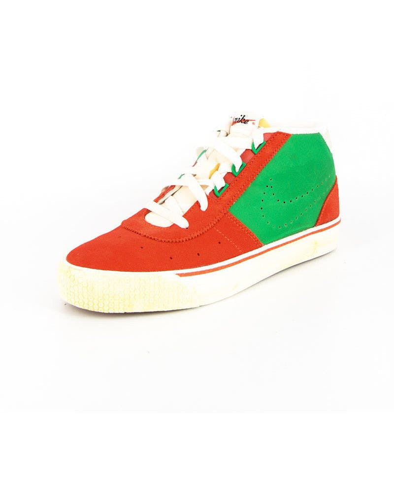 Hachi ND QS Orange/green