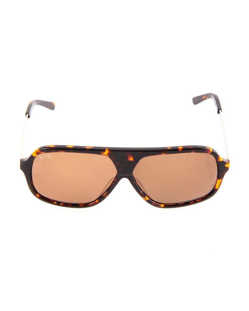 Crowns Sunglasses Tortoise/silver